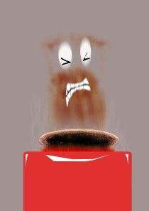 Toastman burnning